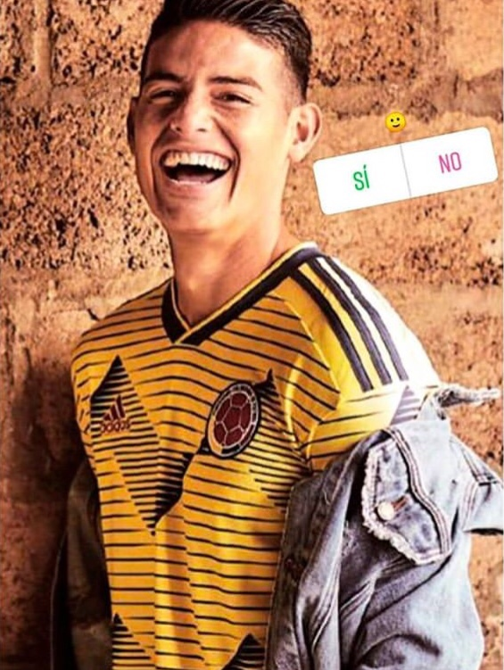 345f64ff183 Colombia 2019 Copa America Shirt Leaked