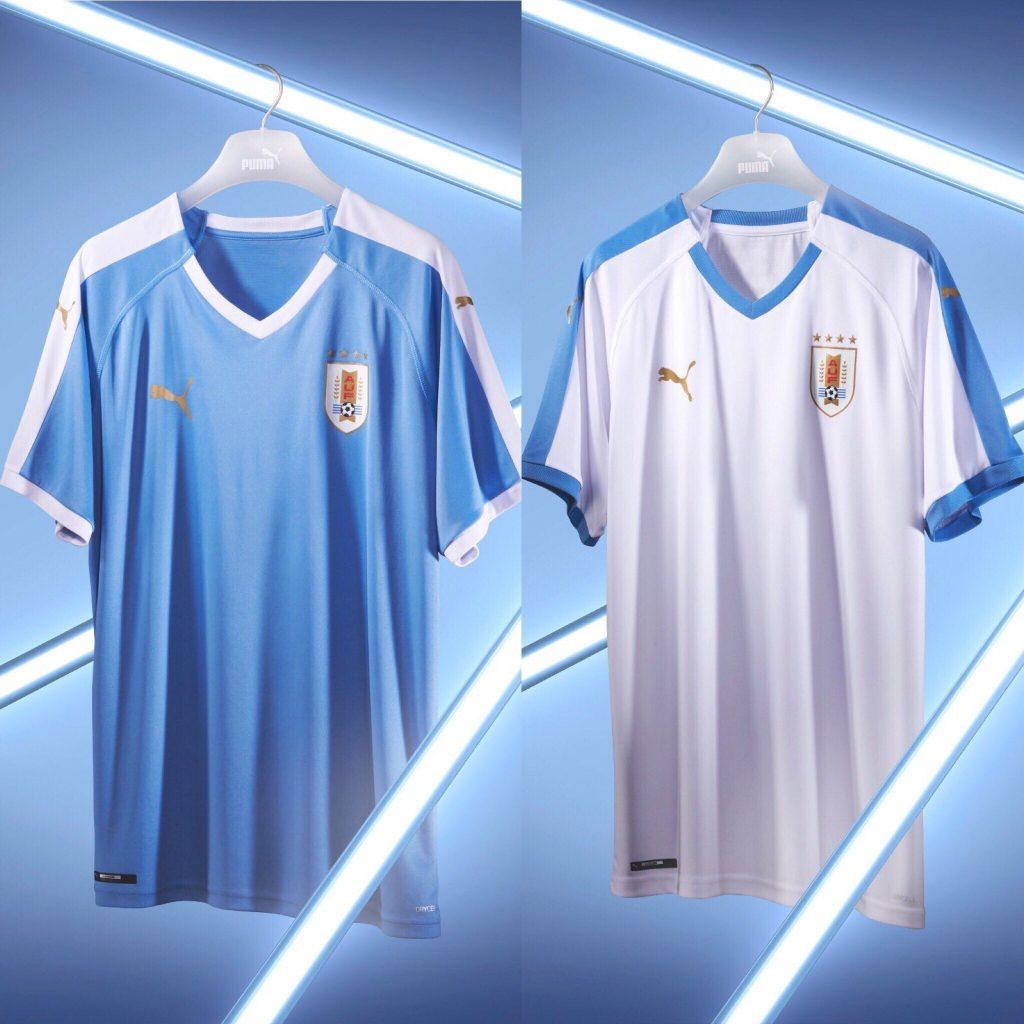 ea724180275 Uruguay 2019 Copa América Puma Kits | The Kitman