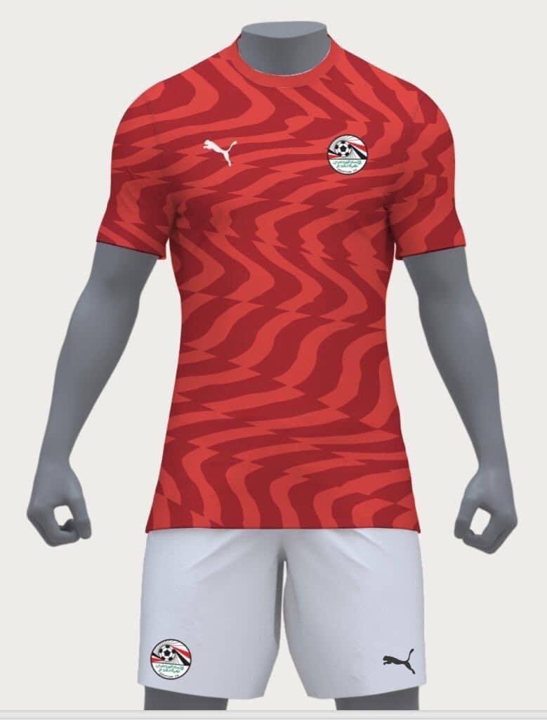 Egypt 2019 Puma Kits Revealed