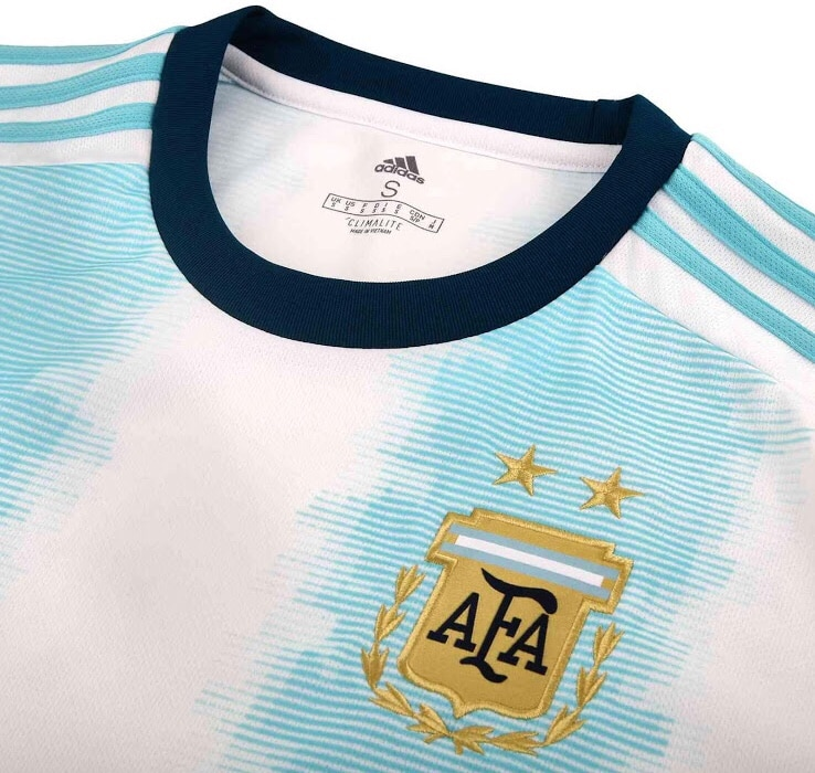 Argentina 2019 Copa America Home Kit