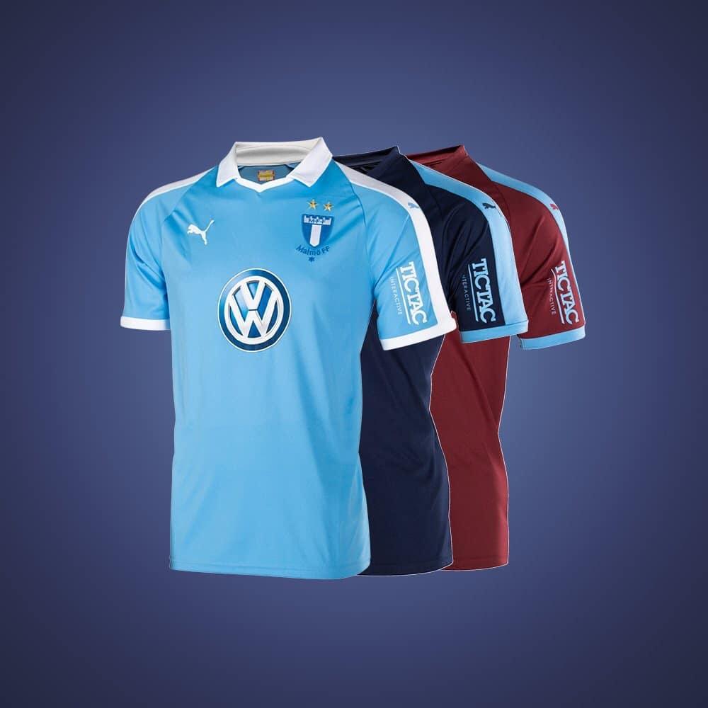 4c6235391d8 Malmö FF 2019 Puma Kits Revealed