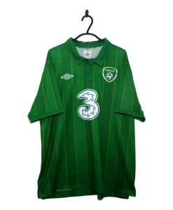 2011-12 Ireland Home Shirt