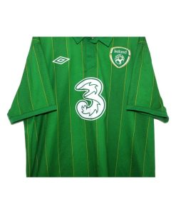 2011-12 Ireland Home Shirt