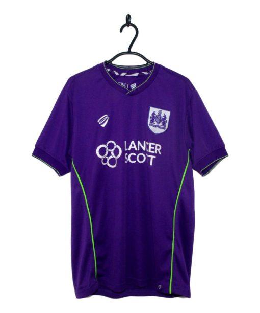 2017-18 Bristol City Away Shirt