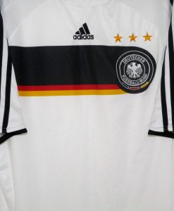 2008-09 Germany Home Shirt