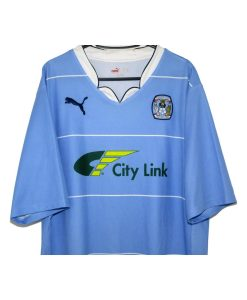 2010-11 Coventry City Home Shirt
