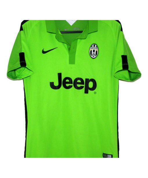 2014-15 Juventus Third Shirt