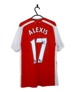 2014-15 Arsenal Home Shirt Sanchez