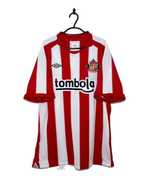 2010-11 Sunderland Home Shirt