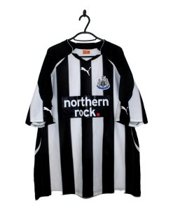 2010-11 Newcastle United Home Shirt