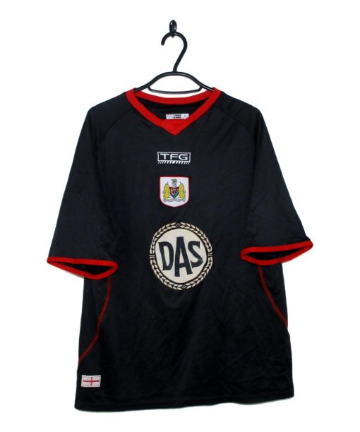 2003-04 Bristol City Away Shirt