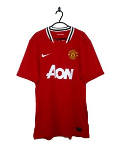 a377fd7a3 2011-12 Manchester United Home Shirt (XL)