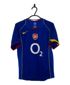 2004-05 Arsenal Away Shirt