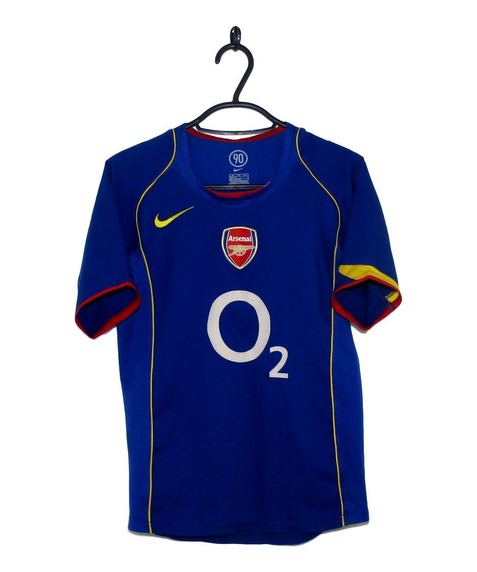 cheap for discount 8baa0 1d78d 2004-05 Arsenal Away Shirt (MB)