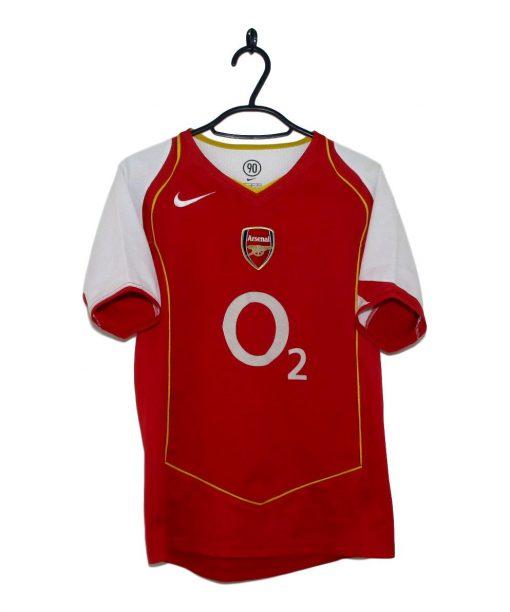 2004-05 Arsenal Home Shirt