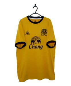 2011-12 Everton Away Shirt