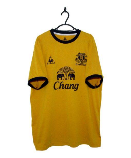 2011-12 Everton Away Shirt