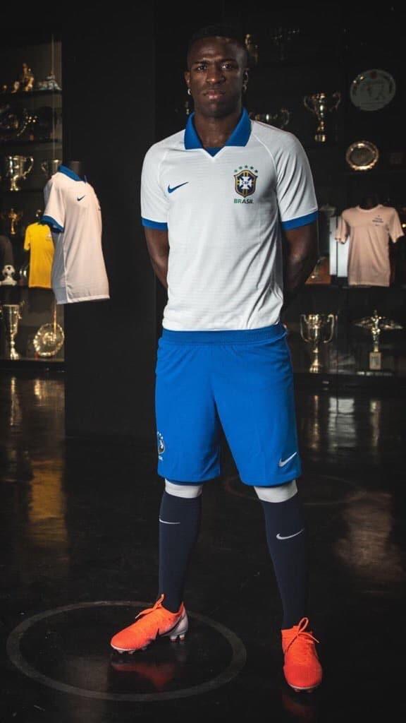 Brazil 2019-20 Copa America 100th Anniversary Kit