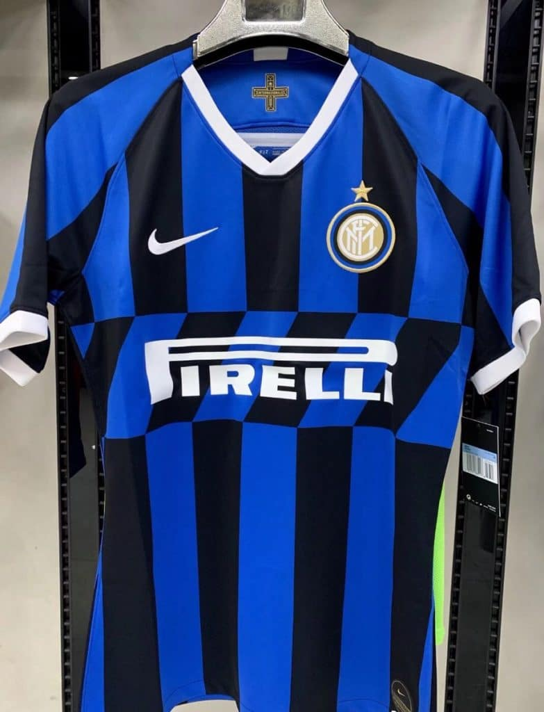 sports shoes c456a f94bb Inter Milan 2019-20 Home Shirt Leaked? | The Kitman
