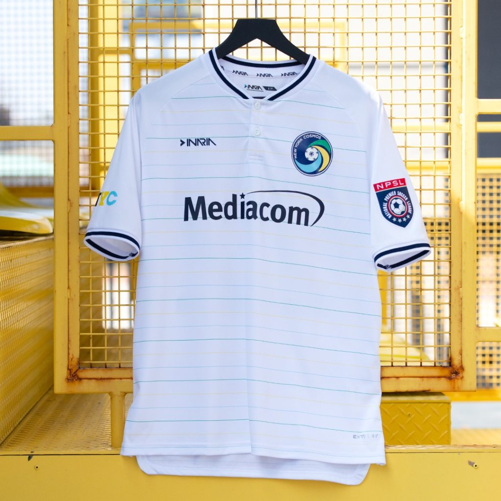 fc59e00b5 New York Cosmos 2019 Kits Released