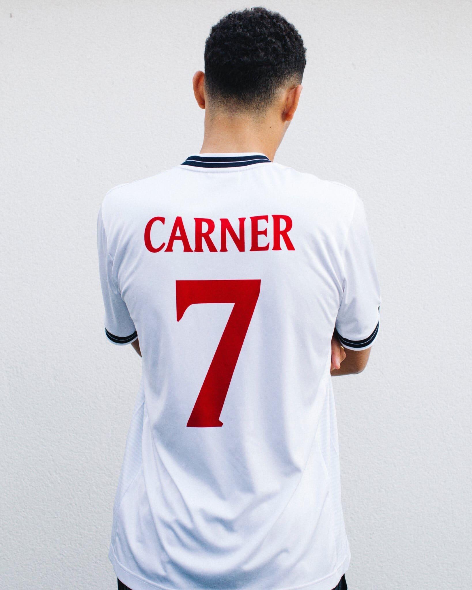 Loyle Carner X Umbro Football Shirt 2019