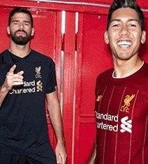 8e574e832 Liverpool 2019-20 Home Kit Leaked