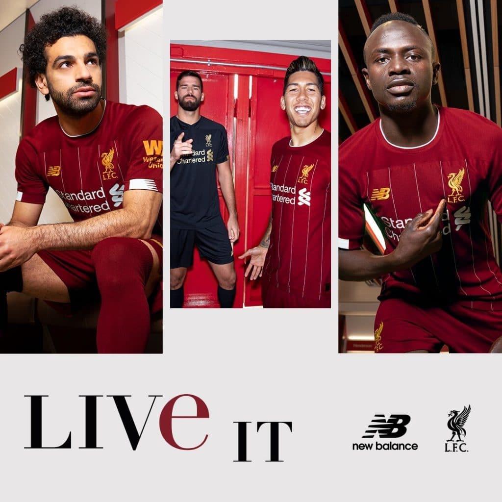 54c725b05ff Liverpool 2019-20 Home Kit Revealed