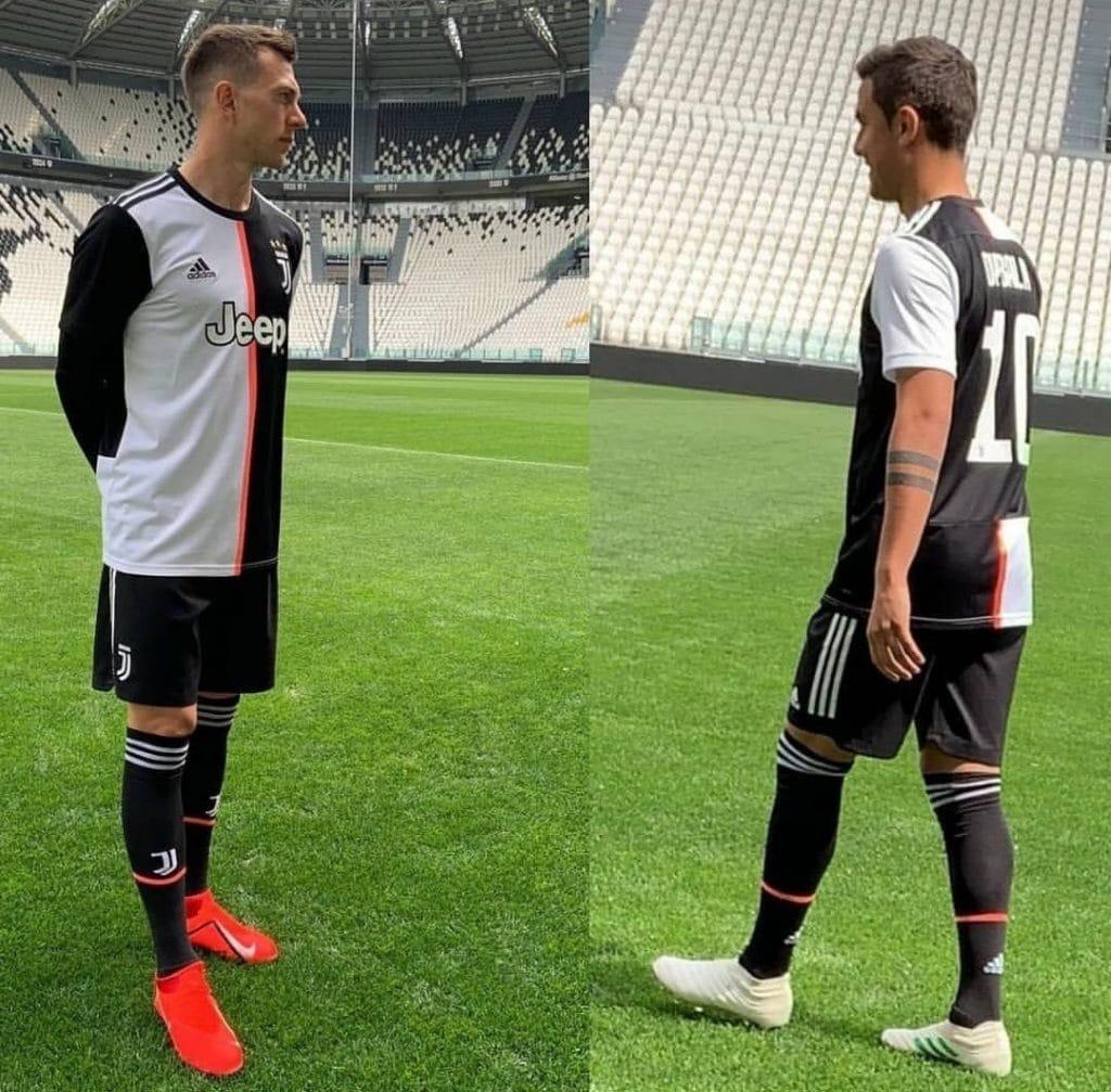 b4ba2d29464 Juventus 2019-20 Home Kit Leaked