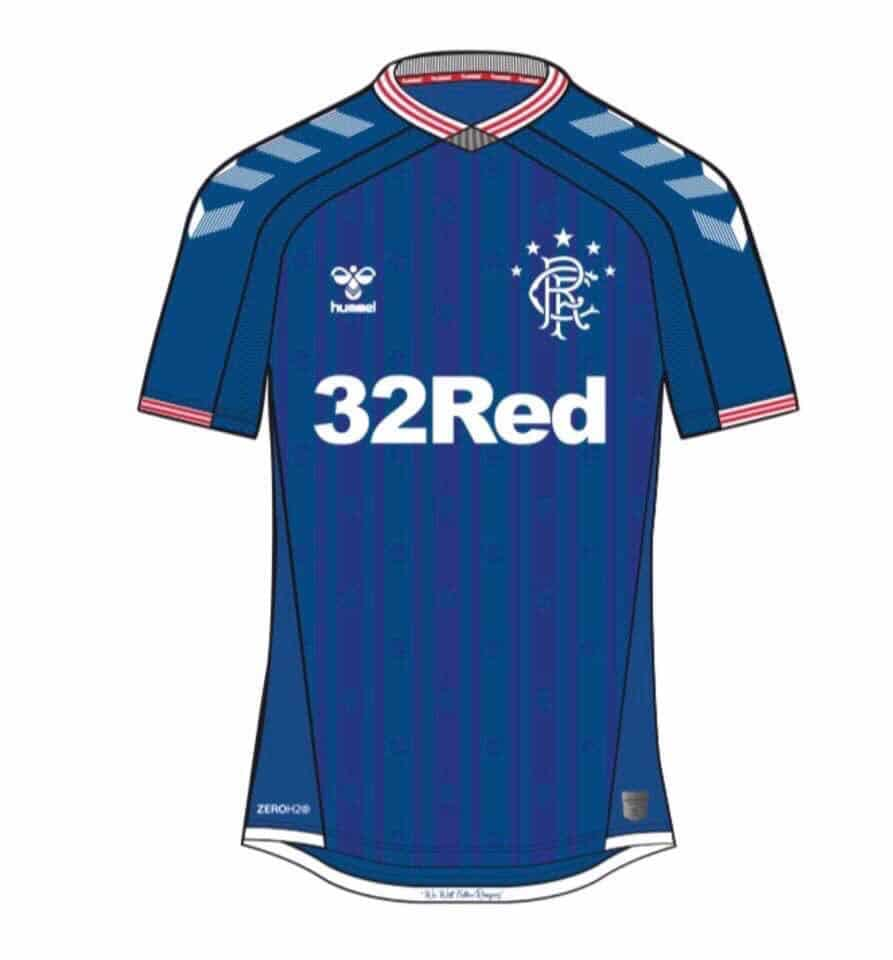 uk availability 5bfaa ec90f Rangers 2019-20 Hummel Kits Leaked | The Kitman