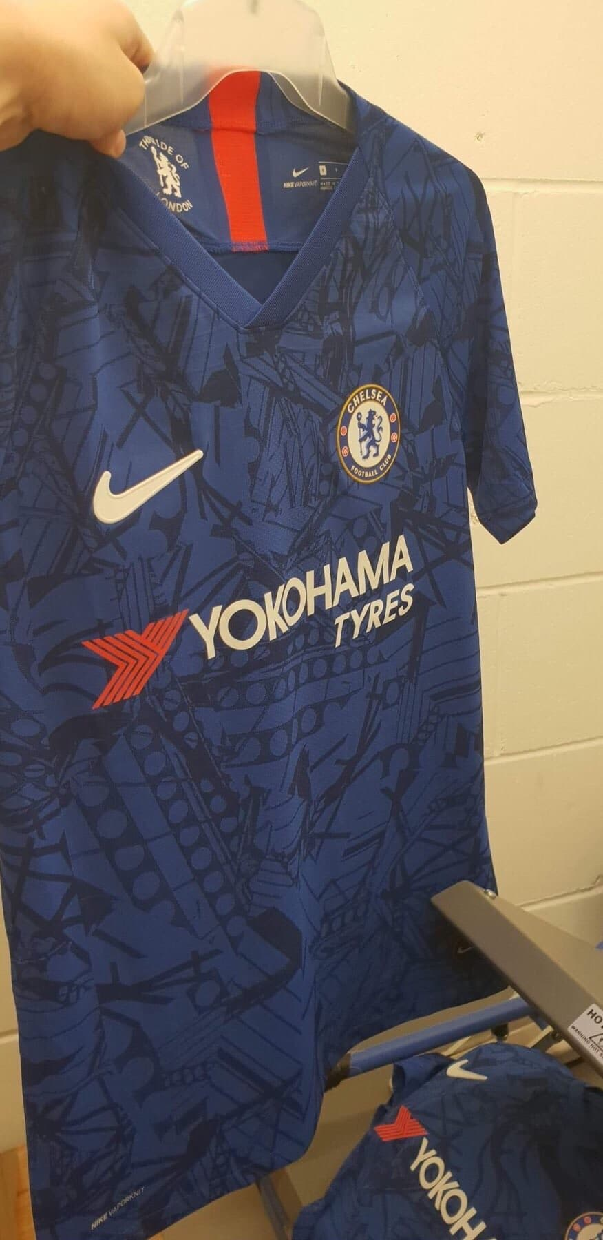 b5b5e8195 ... Chelsea home shirt 2019-20 which is inspired by the clubs home ground