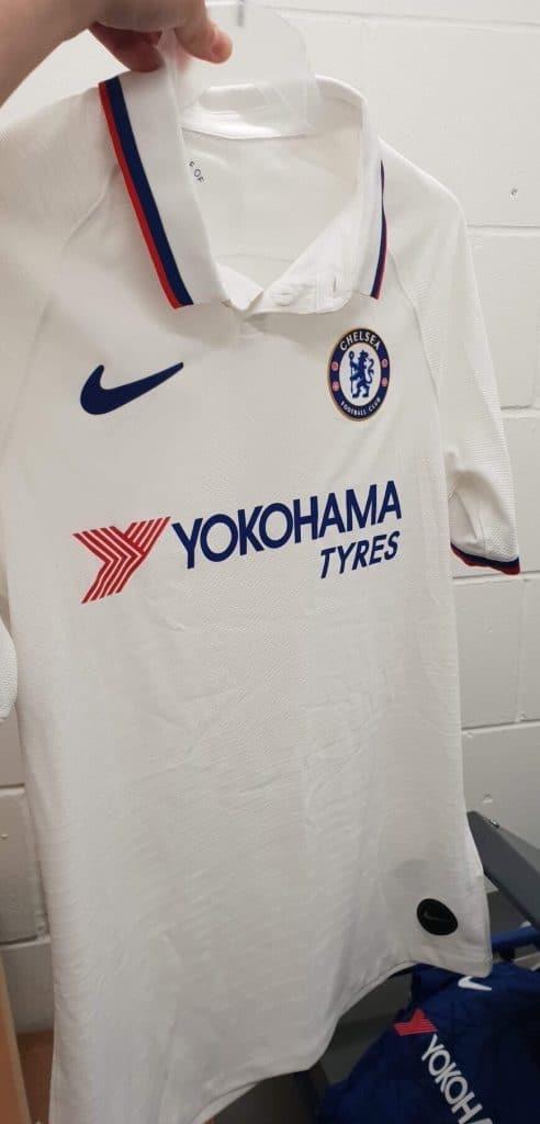 26e5bef26 Chelsea 2019-20 Away Shirt Leaked
