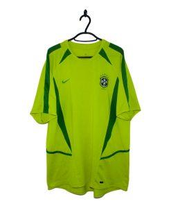 2002-04 Brazil Home Shirt
