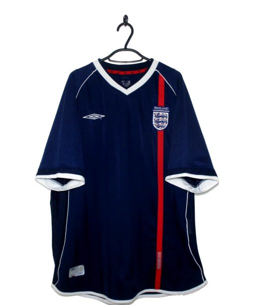 2001-03 England Third Shirt