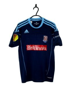 2010-11 Stoke City Europa League Shirt