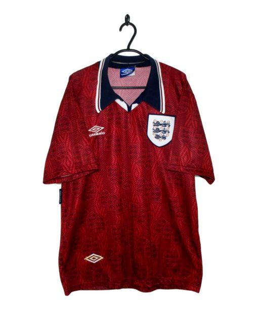 1993-95 England Away Shirt