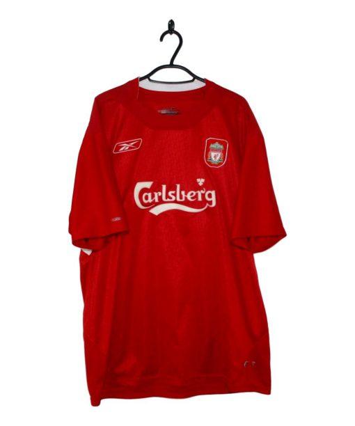 2004-06 Liverpool Home Shirt