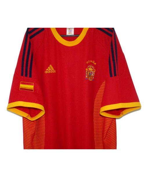 2002-04 Spain Home Shirt