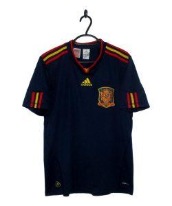 2010-11 Spain Away Shirt