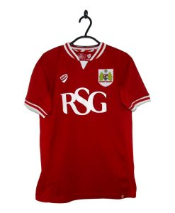 2015-16 Bristol City Home Shirt