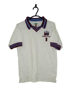 1980 West Ham United FA Cup Final Shirt