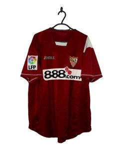 2007-08 Sevilla Away Shirt