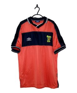 1999-00 Scotland Away Shirt