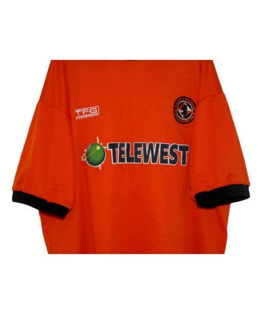 2000-01 Dundee United Home Shirt