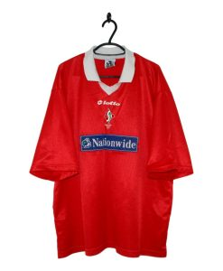 1999-00 Swindon Town Home Shirt