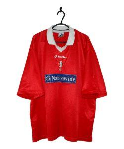 62d70679e 1999-00 Swindon Town Home Shirt