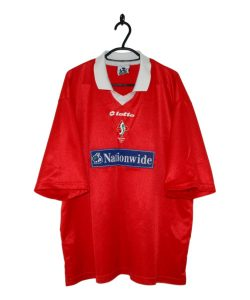 2e9ec8e61 1999-00 Swindon Town Home Shirt