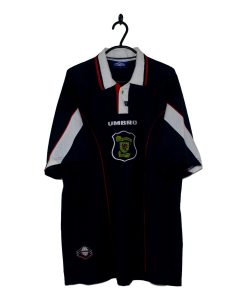 1996-98 Scotland Home Shirt
