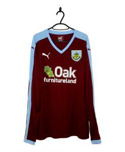 2015-16 Burnley Home Shirt
