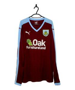 5ee14d2da 2015-16 Burnley Home Shirt
