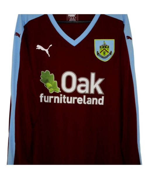 2015-16 Burnley Home Shirt